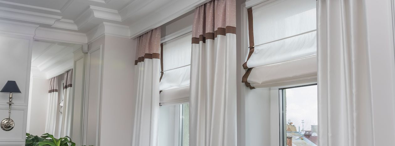 CMI Interiors Roman Shades NYC NJ