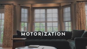 Motorized Window Shades manhattan NYC
